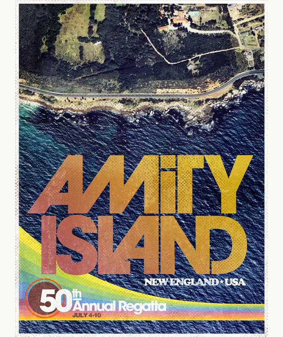 JAWS Tribute: Amity Island