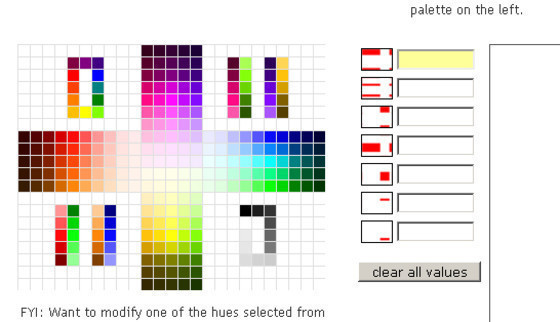 Peter Piper's Palette Picker