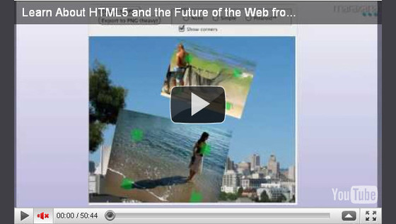 Another HTML5 Tutorial from Brad Neuberg