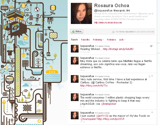 Rosaura Ochoa