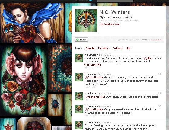 N.C. Winters