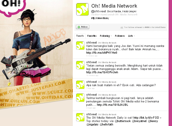 Oh! Media Network