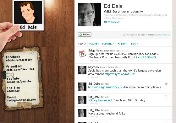 Ed Dale