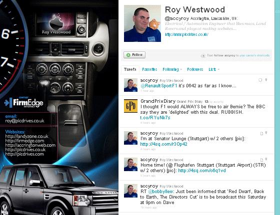 Roy Westwood