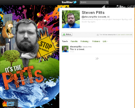 Steven Pitts