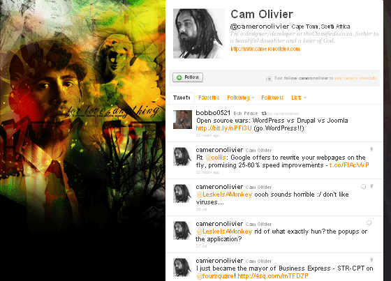 Cam Olivier
