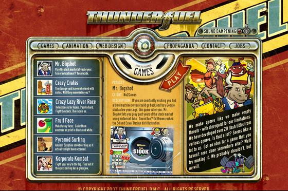 Thunderfuel