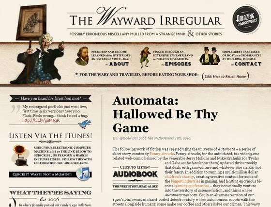 Wayward Irregular