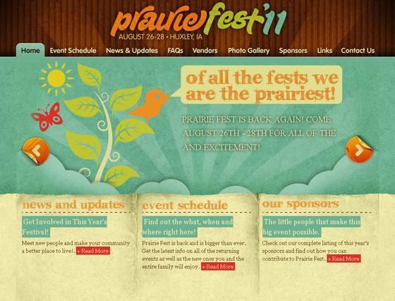 Huxley Prairie Fest