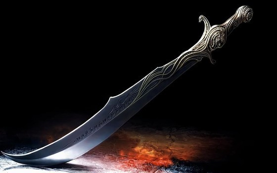 Great Sword Desktop Wallpaper