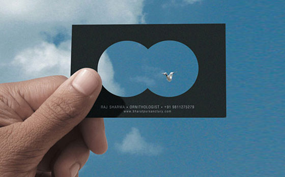 45 clever and unusual business card designs estudios aqua business card reheart Image collections