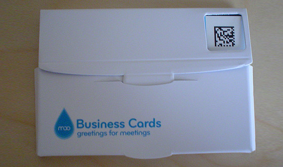 Business Card Outside