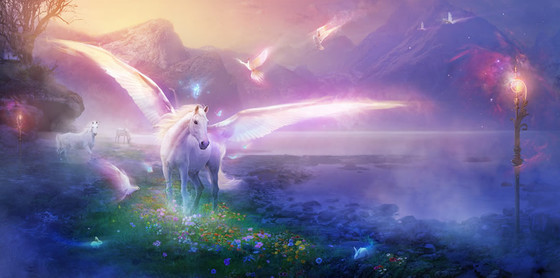 Showcase Of Beautiful Fantasy And Space Artworks