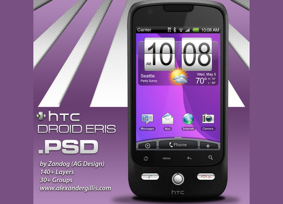 HTC Eris Smartphone