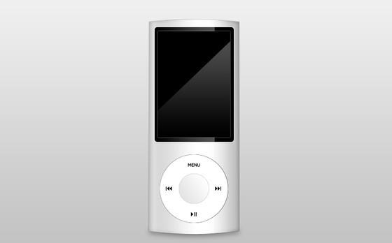 iPod PSD