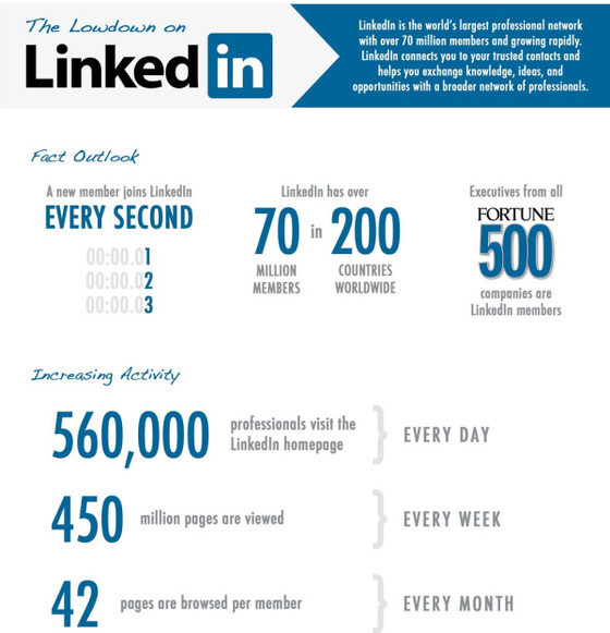 The World's Largest Professional Social Site
