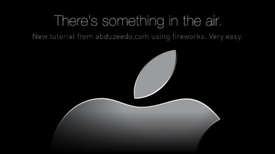 Apple Air Banner