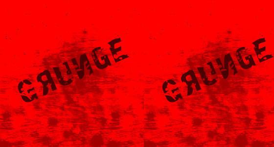 Creating Grunge Text
