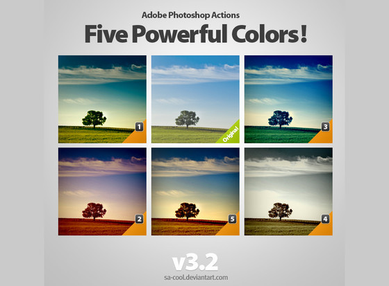 Powerful Colors 3.2