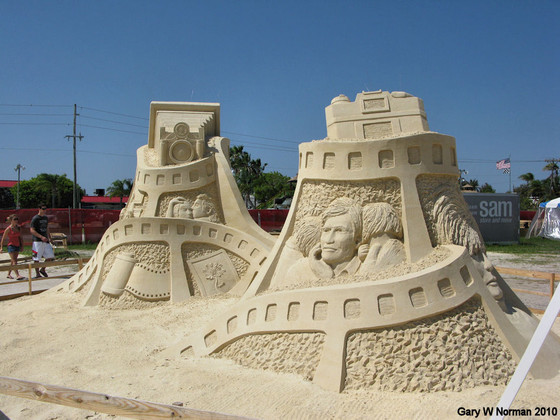 The Art of Sand Festival