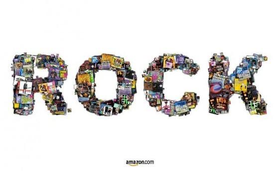 Amazon: Rock