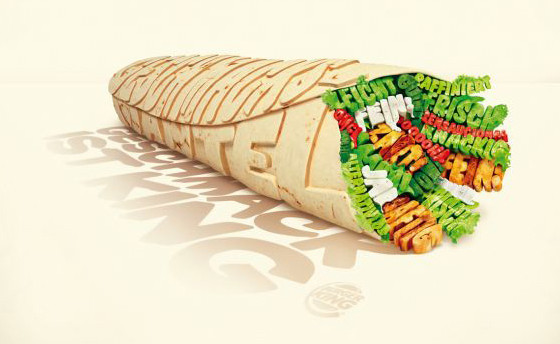 Burger King: Wrap