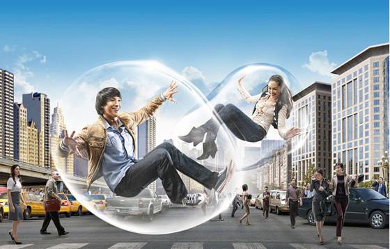 Suryaslim bubble