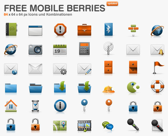 Free Mobile Berries