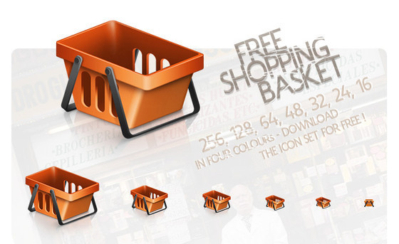 Free Shopping Basket