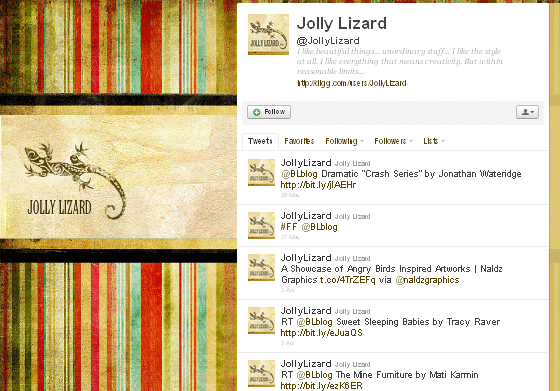 Jolly Lizard