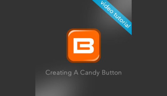 Adobe Fireworks Tutorial – Creating A Candy Button
